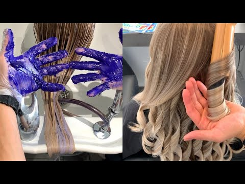 Best Hairstyles Tutorials - Top Hair Color Trends & Ideas for 2019