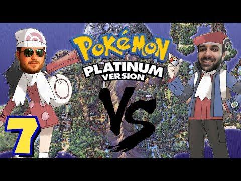 False Start | Pokémon Platinum VS Race - Episode 7