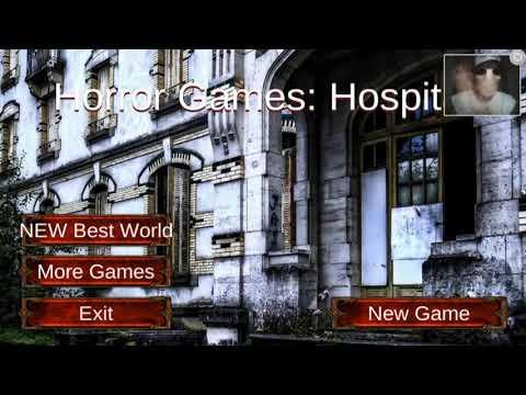 Horror Games: Hospital