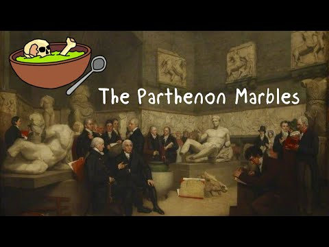 In Focus: The 'Elgin'/ Parthenon Marbles
