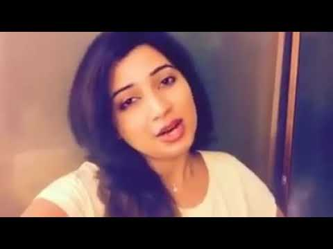 Shreya Ghoshal singing a beautiful classical song