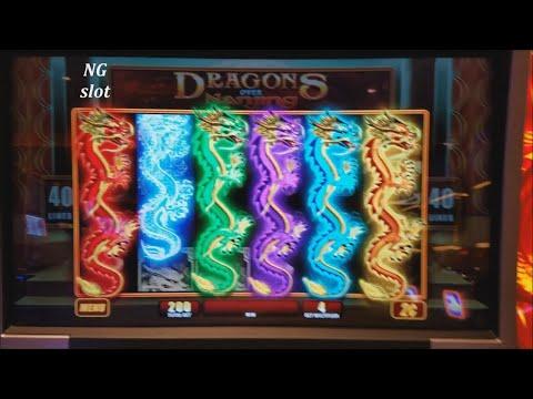 Dragons over Nanjing Bonus and Progressive Jackpot Won!!! ~WMS~ Slot Machine Live Play