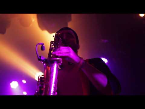 Funk Fiction - Dindon chat @ Live Bus Palladium 1/12/2016