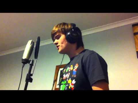 Kid Columbia Studio Recording