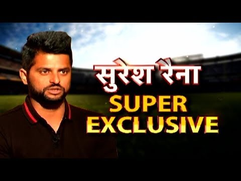 Suresh Raina Super Exclusive On His Comeback In Indian Team I Sports Tak