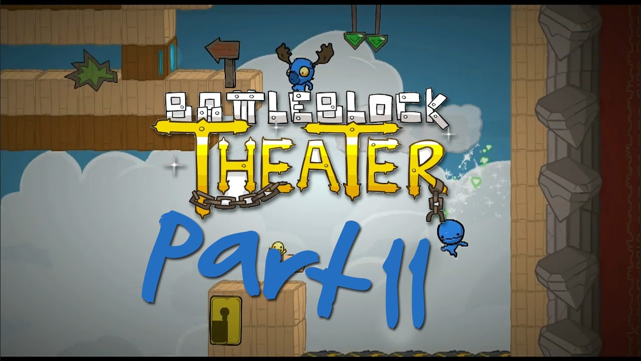 Download Let's Play BattleBlock Theater - Part 11 | Robin's Rampage