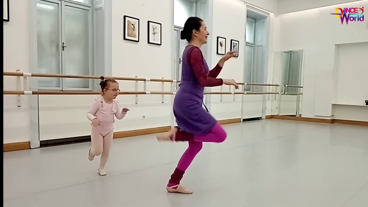 Children Ballet Class for age 5 to 6