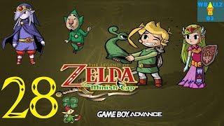 Legend of Zelda The Minish Cap (Part 28) Cucco Chasing Mini Game