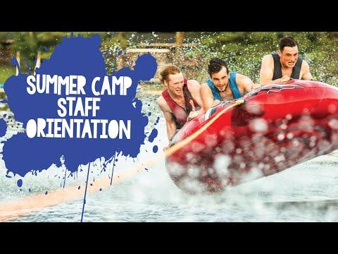 EPIC Summer Camp In AMERICA Staff Video! (2019!) - Camp IHC