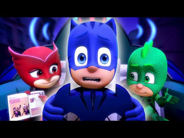 PJ Masks Episodes ⭐️PJ Masks BEST MOMENTS OF SEASON 1 ⭐️1 Hour Special | Cartoons for Children