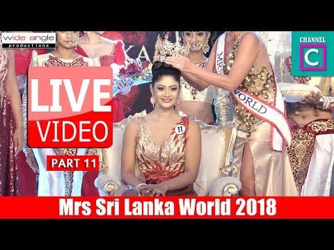 Mrs Sri Lanka
