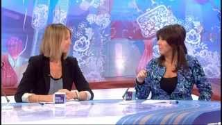 Jane cums on a yacht and Carol shagged a troll - Loose Women 7th September 2012