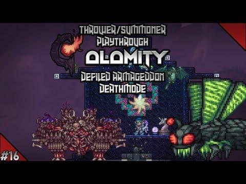 Скачать Calamity DAD Mode (Rogue/Summoner) - Episode 16: Plagued and  Ravaged - смотреть онлайн - Видео