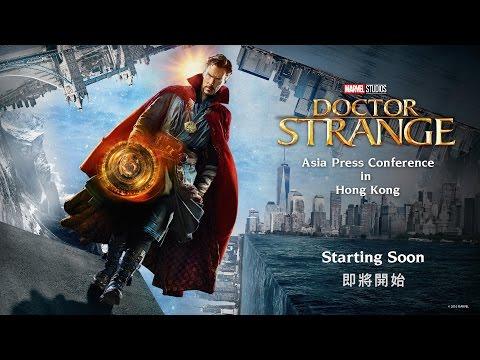 Marvel Studios'  DOCTOR STRANGE - Asia Press Conference in Hong Kong