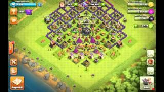 Clash of Clans update talk dezember