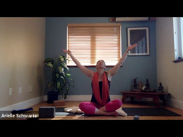 Vagus Nerve Yoga: Grounding Flow
