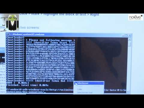 How to Unlock the Bootloader - HTC Devices (Sensation / XE / 4G)