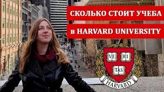 Сколько стоит учеба в Harvard University
