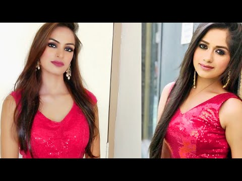 Omg I Tried To Recreate Jannat Zubair Sexy Makeup Look🙈💄PriyaDeep thumbnail