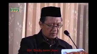 Musyrik oleh KH. Shidiq Amien (Alm) 2