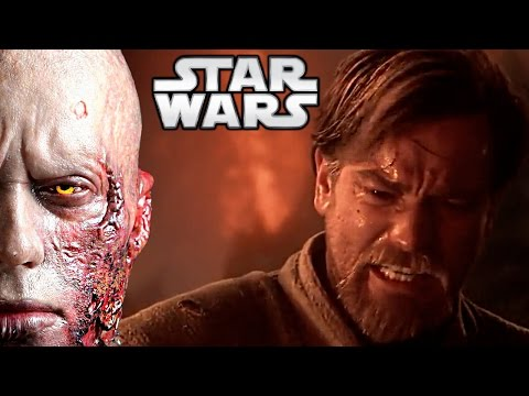 Why Did Obi-Wan Leave Anakin on Mustafar in Revenge of the Sith? - Star Wars Explained