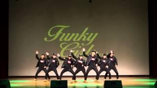 Funky Girls track 04 _ 2015 _  Guest Show JustJerk
