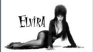 Real Elvira Costumes, the Mistress of Darkness Costumes