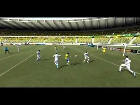 FIFA 12 |Skill Goals.. best of brazil by anirban jahan.wmv
