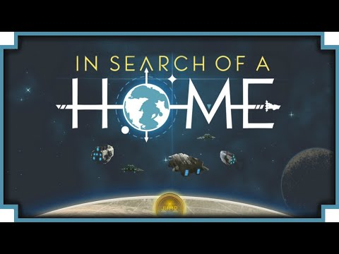 In Search of a Home - (Space Exploring & Fleet Management Game)