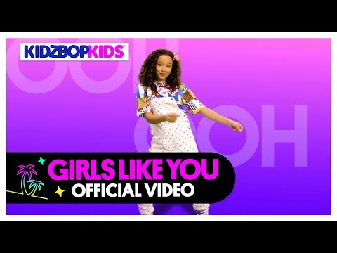 KIDZ BOP Kids – Girls Like You (Official Music Video) [KIDZ BOP 39]