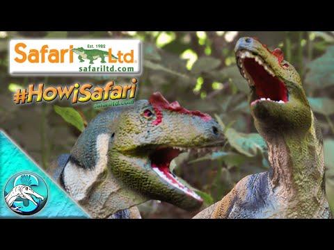 NEW Safari Ltd. 2019 Allosaurus Review! || BEST ALLO! || #HowiSafari