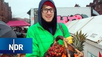 Essen ohne Geld - Die Ernährungskünstler | Die Reportage | NDR