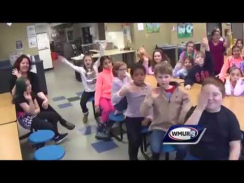 School visit: Gate City Charter School for the Arts in Merrimack