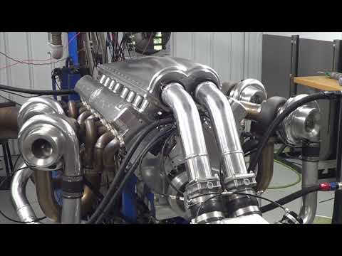 5,000+HP Quad-Turbo V-16