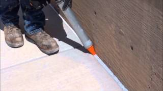 Caulking Zip Strip in St  George Utah