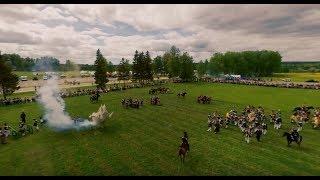 Бородинское сражение 360: генеральная репетиция исторической реконструкции