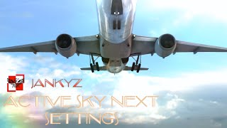 Active Sky Next 2015 | Ultra Realistic Settings | PL