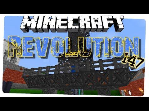 Ein Turm aus Stahl | Minecraft Revolution #147