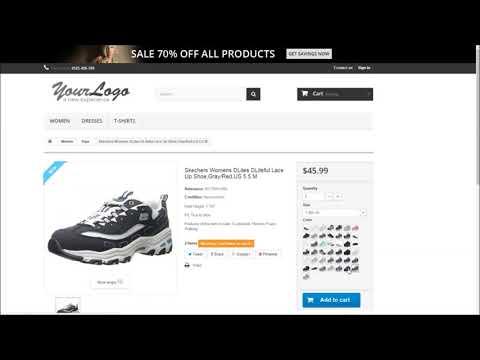 Amazon Products Import + Amazon Shopping Cart  -  Prestashop Module