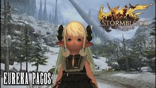 Final Fantasy XIV Stormblood | Eureka Pagos #3 - 29er/35er Quest