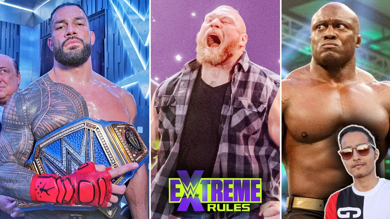 Roman Reigns Big Warning..Brock Lesnar Extreme Rules Confirmed!? Raw Ratings, Bobby Lashley Reaction