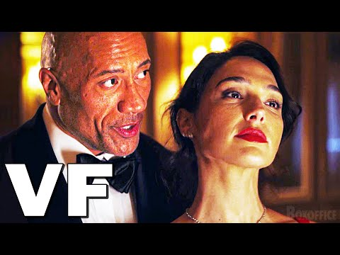 Download RED NOTICE Bande Annonce VF (2021)