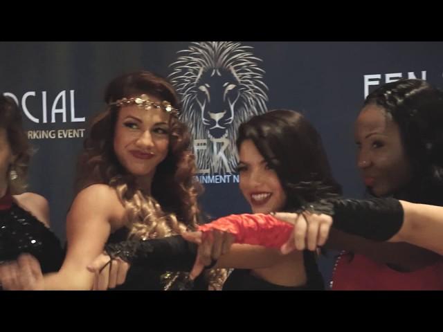 FEN Social 8/25/17 at Aloft Orlando - Orlando International Fashion Week