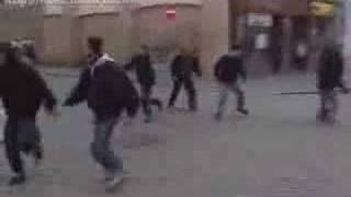 Antifa- Beroun Czech Republic (music: Sin Dios)