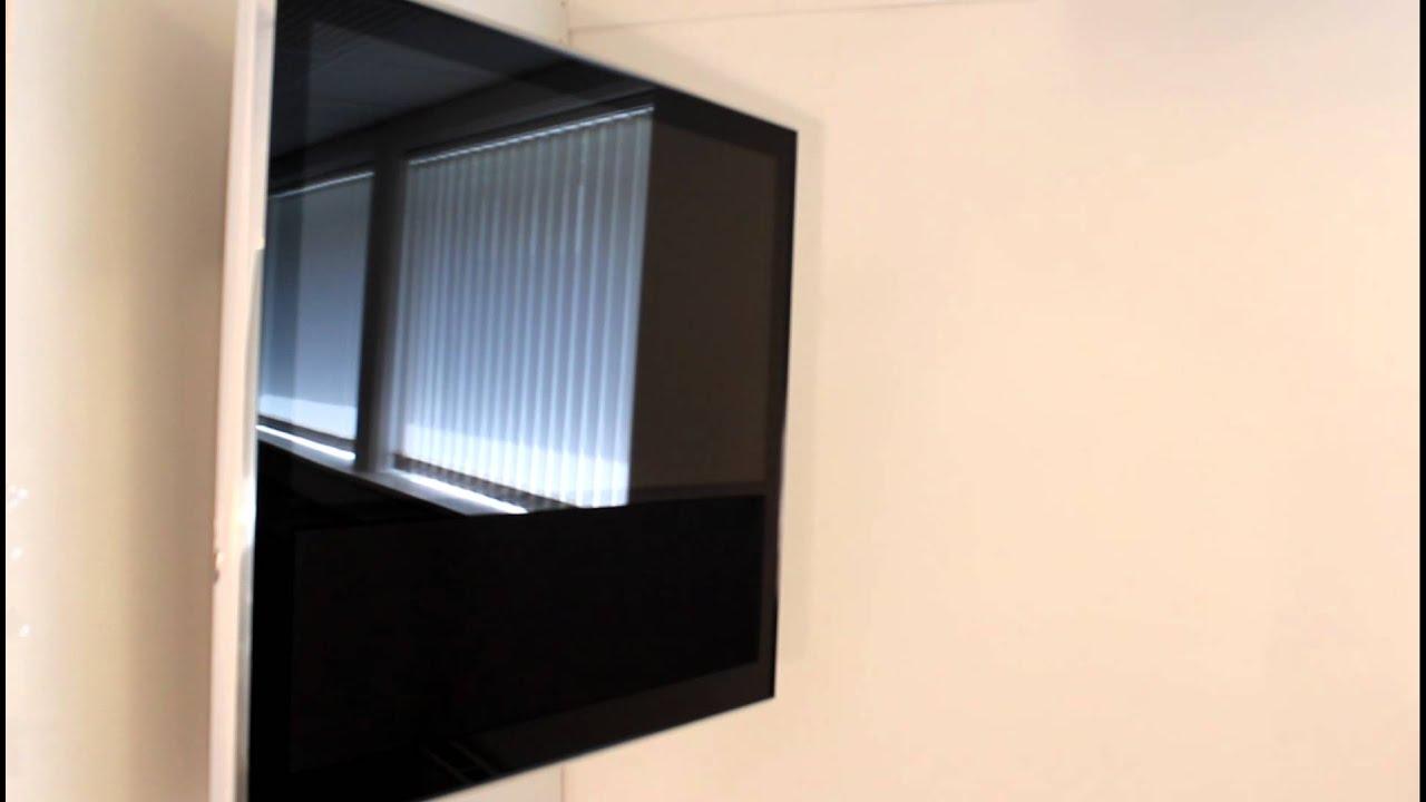 bosscom motor bracket for bang olufsen beovision 10 32 40 youtube. Black Bedroom Furniture Sets. Home Design Ideas