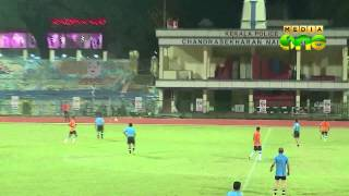 Old Kerala Police Team's magic at football court