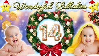 Jingle Bells Christmas Lullaby ♥ Soft Xmas Bedtime Nursery Rhyme ♫ Baby Lullaby For Sweet Dreams