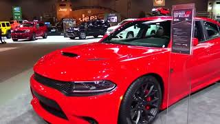 2018 Dodge Charger SRT Hellcat Limited Design Special Limited First Impression Lookaround Review