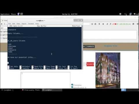 [Live] MySQL injection + WAF Bypass Mod Security (Live Hacking)