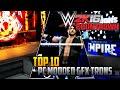 WWE 2K16 Countdown Top GFX Tron Mods PC